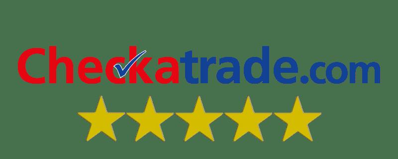 checkatrade logo stars