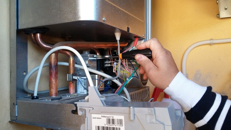 Boiler Repair Service in London